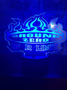 GROUND ZERO LED LEXAN LIGHT