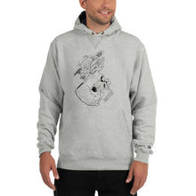 Load image into Gallery viewer, Front Brain Champion Hoodie