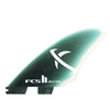 Replacement FCS II MB Keel Fins