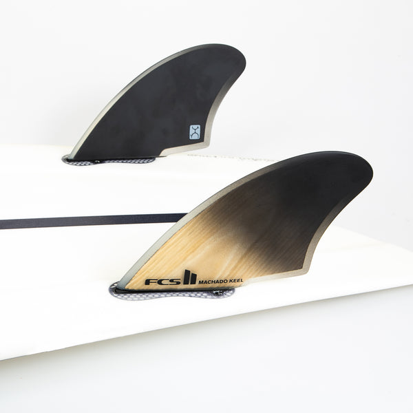 Replacement FCS II Rob Machado Keel Fins
