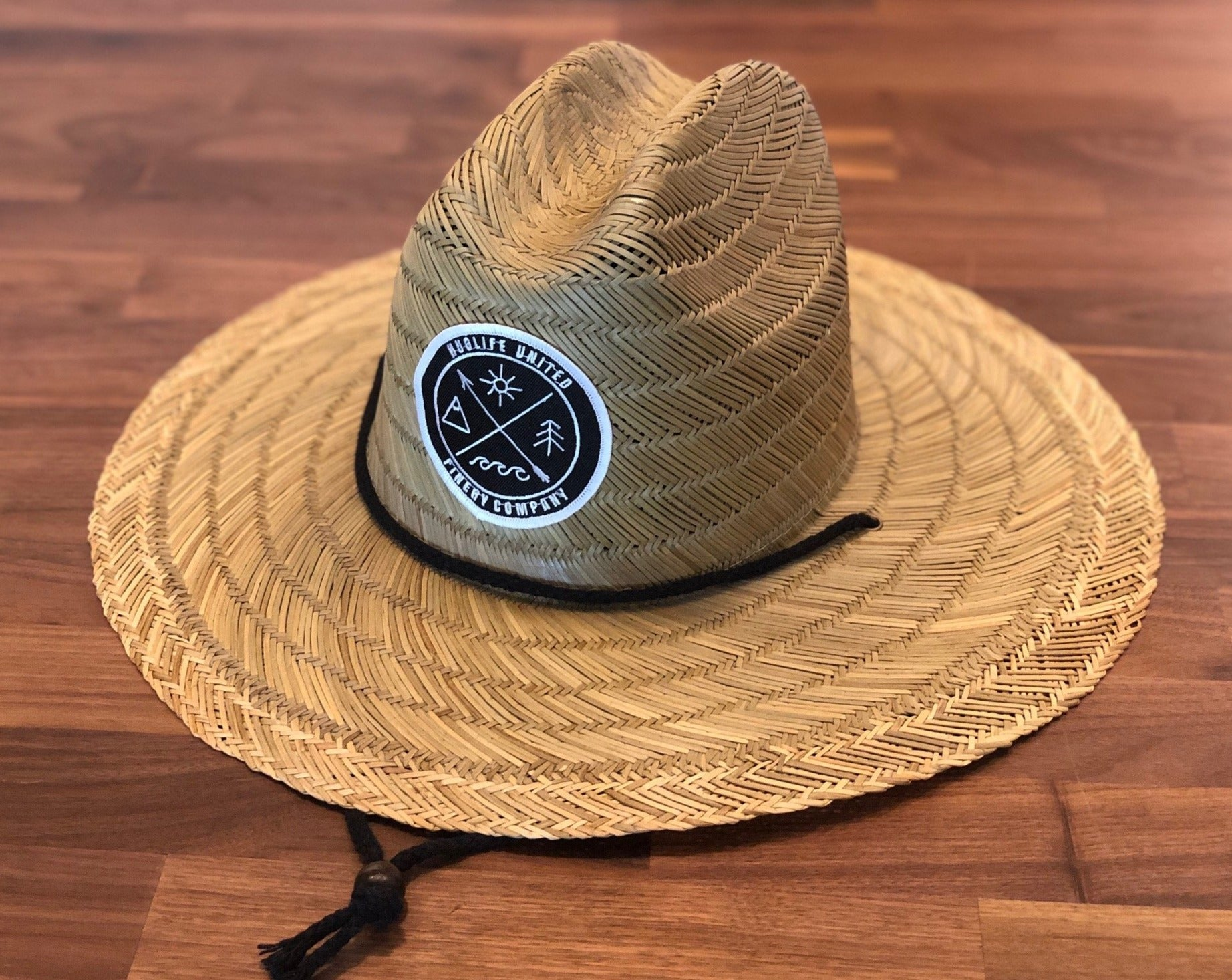 "The ""Jorge""  Grass Hat"