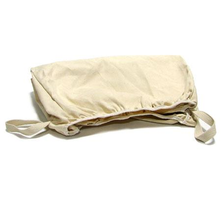 "19-1/2"" High Laundry Bag for 12"" Deep x 17"" High Wire Baskets"