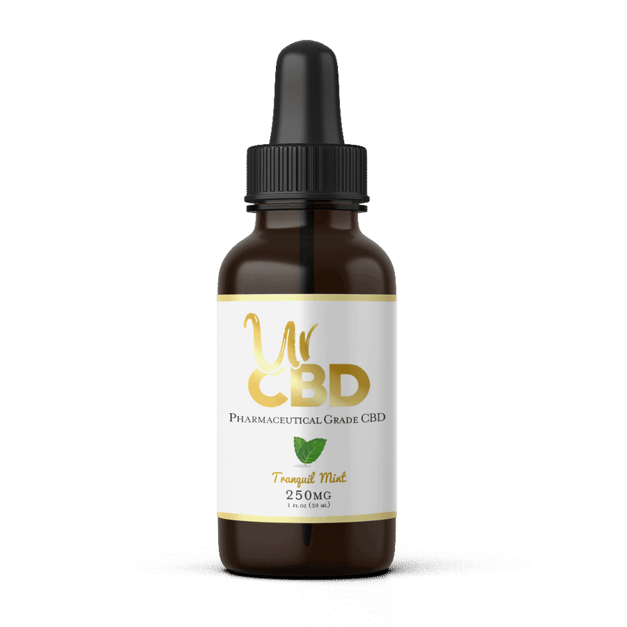 CBD Oil Tinctures from UrCBD