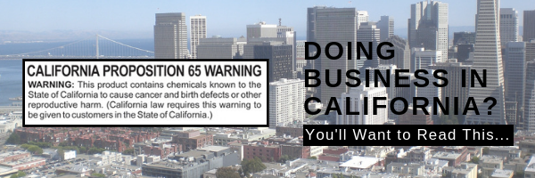 Doing Business in California? You'll Want to Read This...