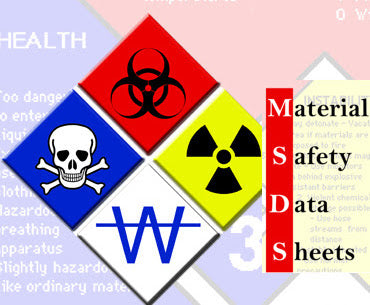 Importance of Transparency and MSDS's