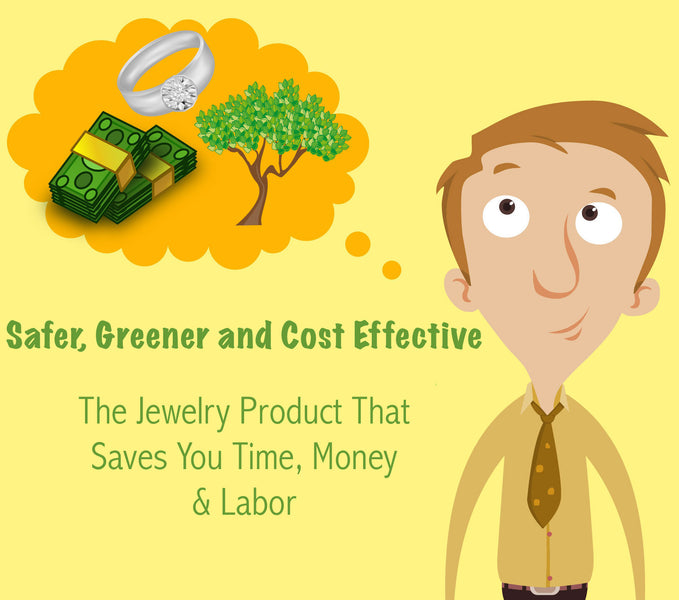 The Jewelry Product That Saves Time, Money & Labor