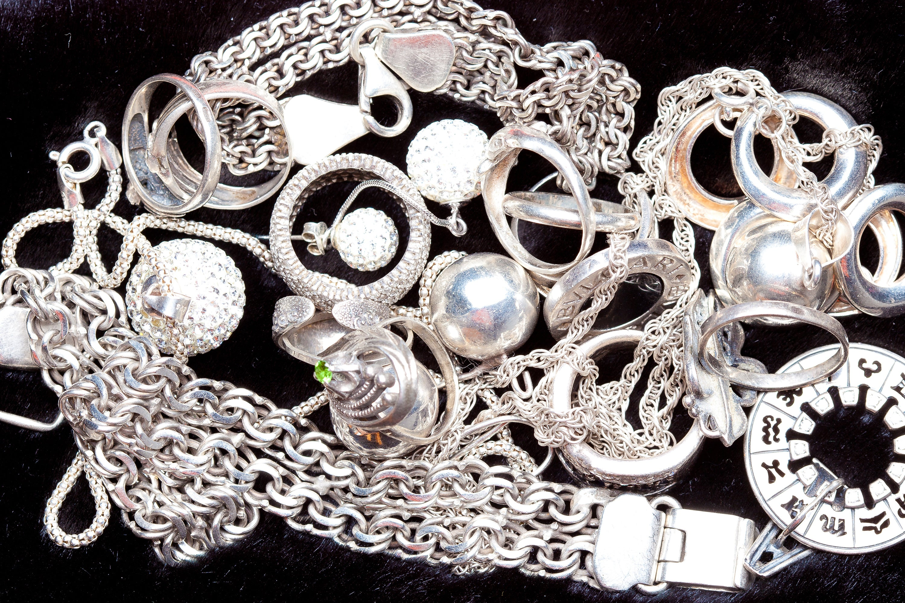 intercept jewelry care silver jewelry