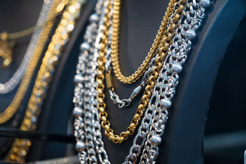 silver jewelry trends