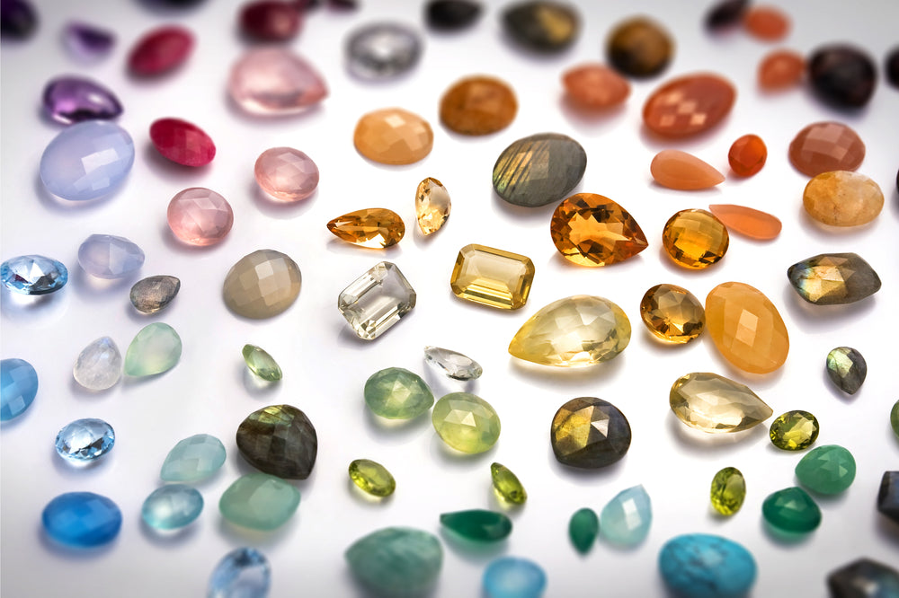 REAL JEWELRY MONTH: THANKING OF BIRTHSTONES
