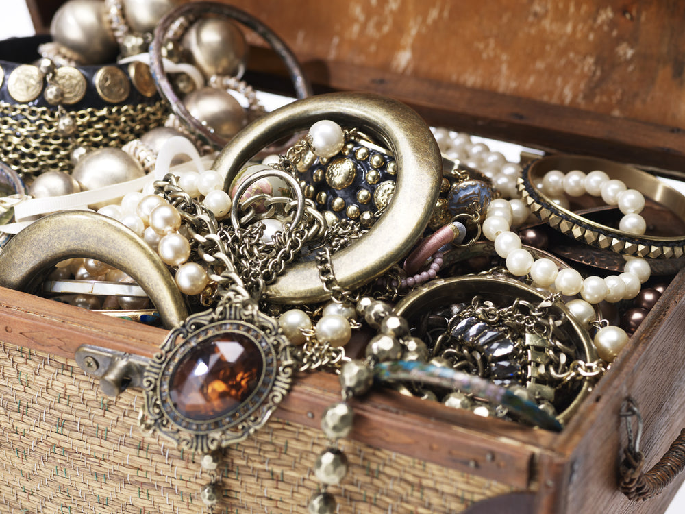 "THE FIVE BAD ""S"" WORDS TO AVOID KEEPING YOUR JEWELRY SAFE FROM TARNISH"