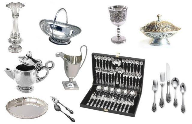sell silver flatware