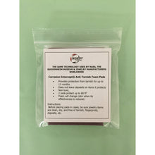 "Load image into Gallery viewer, Intercept Foam™ - Anti Tarnish Pad Inserts - 2.5"" x 3.5"""