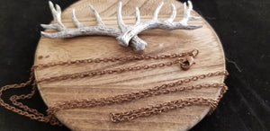 "32"" Antique Copper Chain for Pendant"