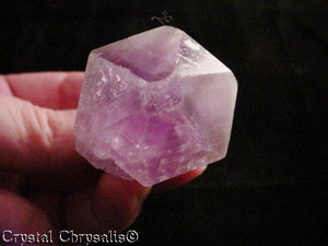 Beautiful A+ Large Natural Rough Uncut Amethyst Crystal Root Point