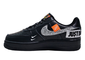 Nike Air Force ''Just do it'' negras - FRESHWALK España | Nueva Colección Online