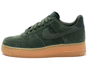 nike air force 1 suola marrone