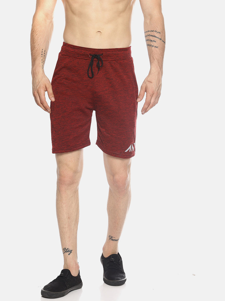 QUICKDRY PERFORMANCE RED SHORTS Men's - AestheticNation