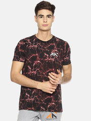 COOLDRY - RED INFINITY TSHIRT Men's - AestheticNation