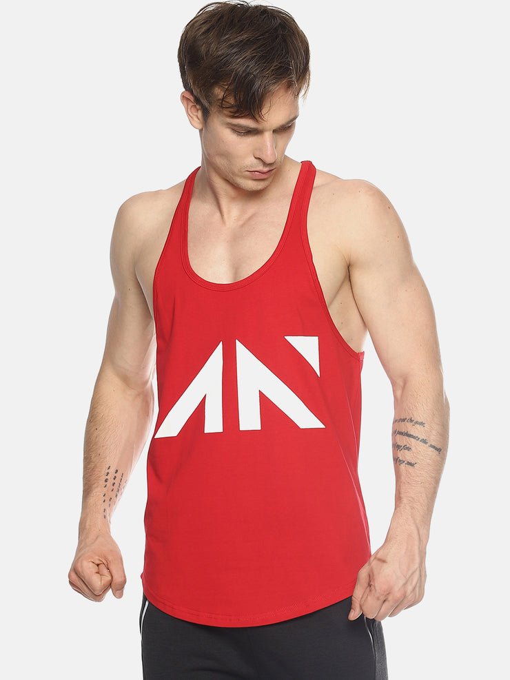 UNLEASH AESTHETICS - RED STRINGER