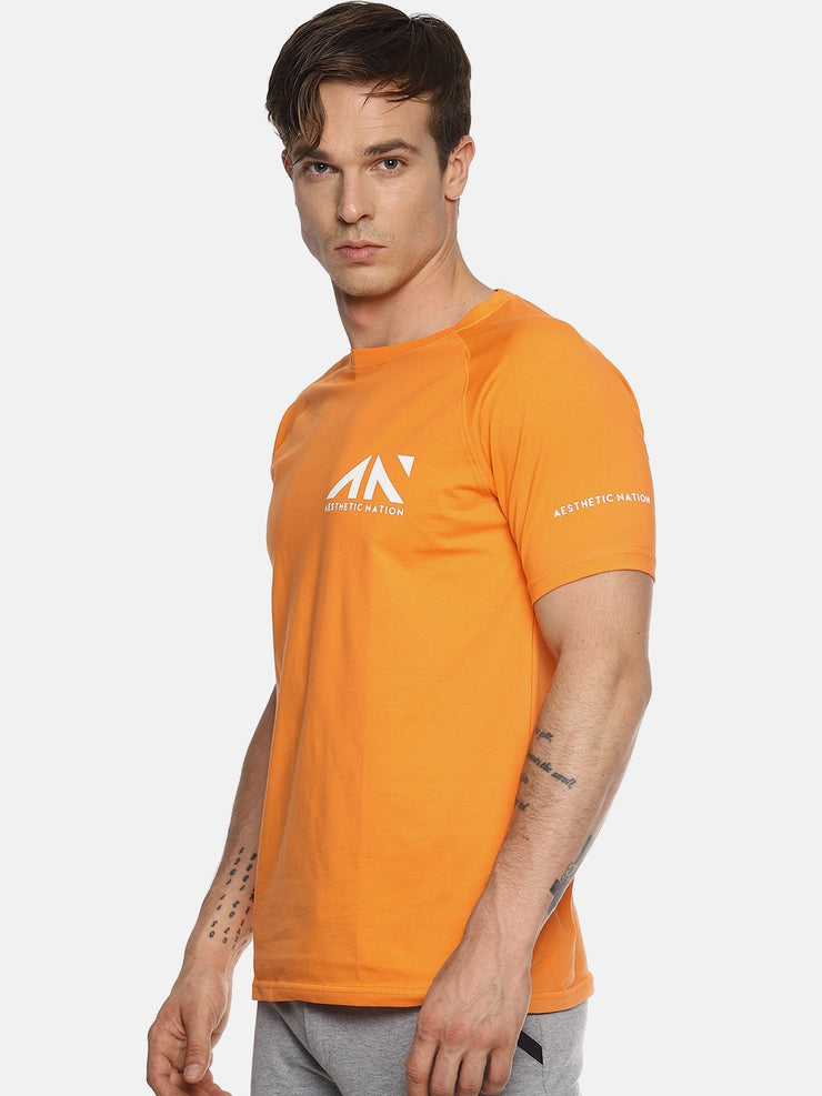 AESTHETIC ORIGINAL - ORANGE TSHIRT