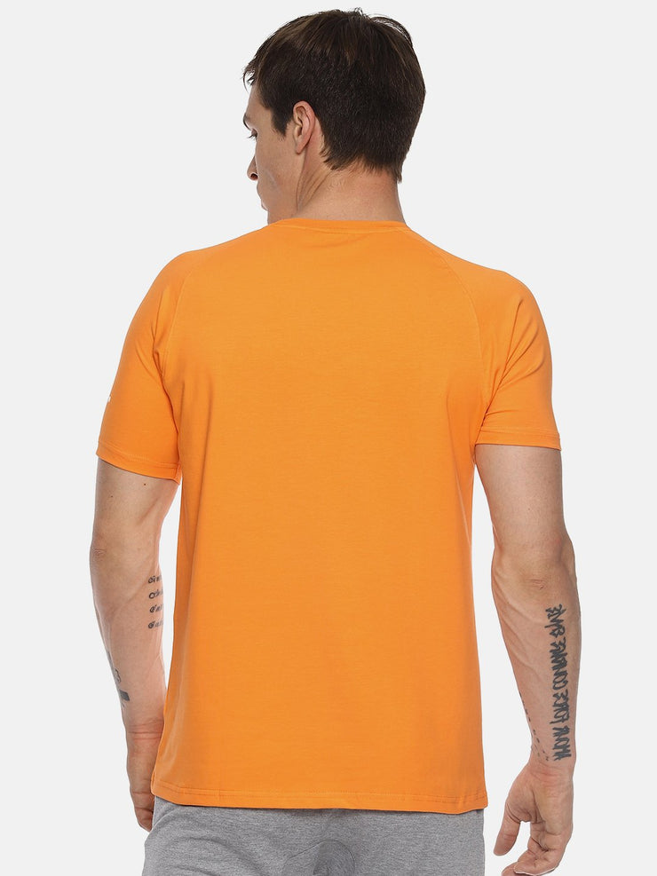 AESTHETIC ORIGINAL - ORANGE TSHIRT Men's - AestheticNation