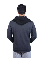 PULLOVER - ORIGINALS - CHARCOAL BLACK Hoodies - AestheticNation
