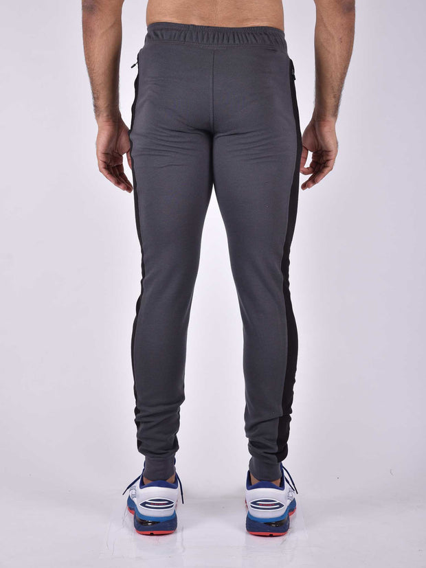 NextGen - Steel Grey Zipper Bottom.