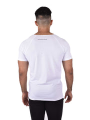 ORGANIC BAMBOO TEE - WHITE Men's - AestheticNation