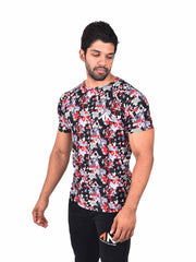 COOLDRY - ABSTRACT TSHIRT Men's - AestheticNation
