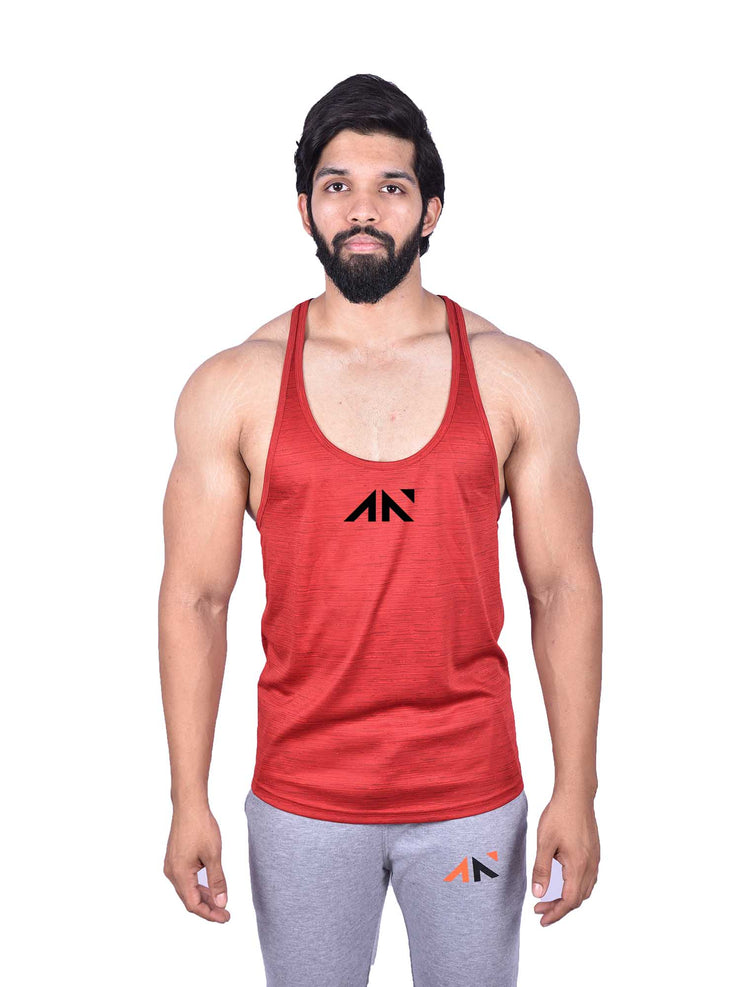 COOLDRY - ESSENTIAL RED STRINGER - AestheticNation