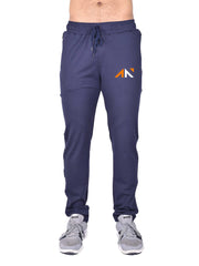 PERFORMANCE BOTTOMS NAVY BLUE Men's - AestheticNation