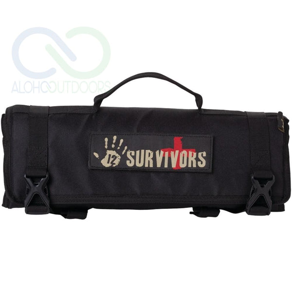 12 Survivors First Aid Rollup Kit Yukts42000B