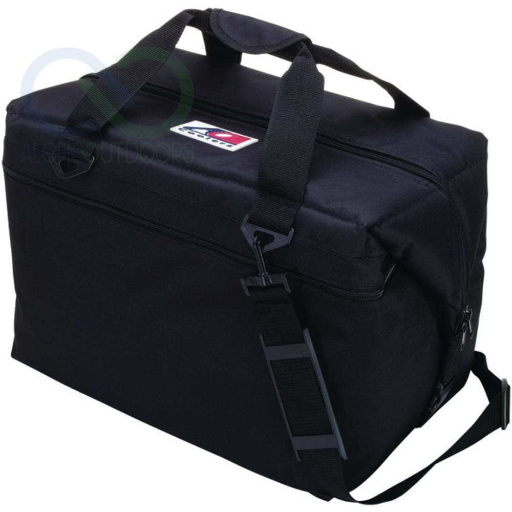 Ao Coolers Ao24Bk 24-Can Canvas Cooler (Black)