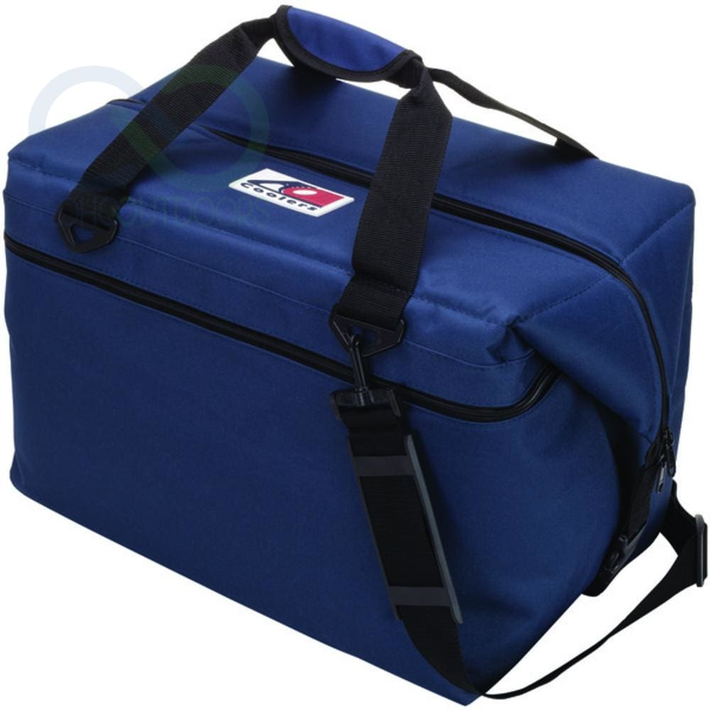 Ao Coolers Ao48Nb 48-Can Canvas Cooler (Navy Blue)