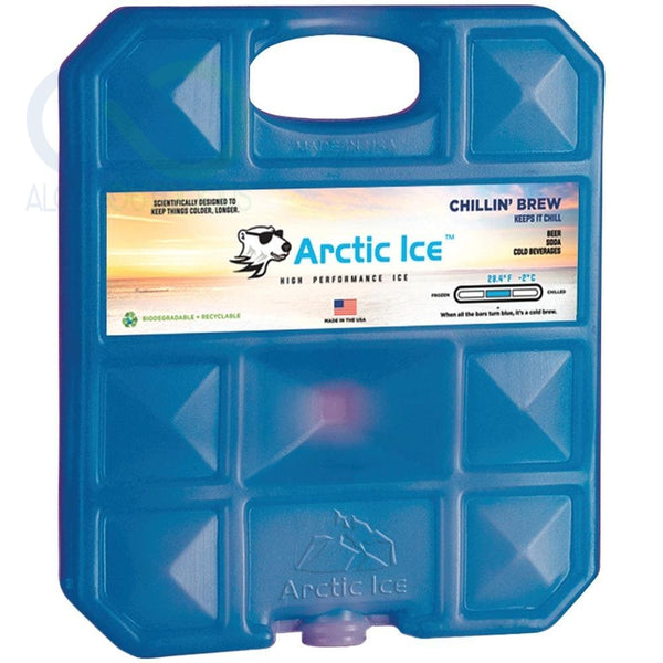 Arctic Ice Chillin' Brew Series Freezer Packs (1.5Lbs) Arct1209