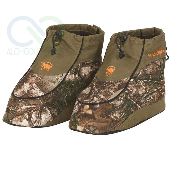 Arcticshield Boot Insulators-Realtree Xtra-Sizes 10-11 Large