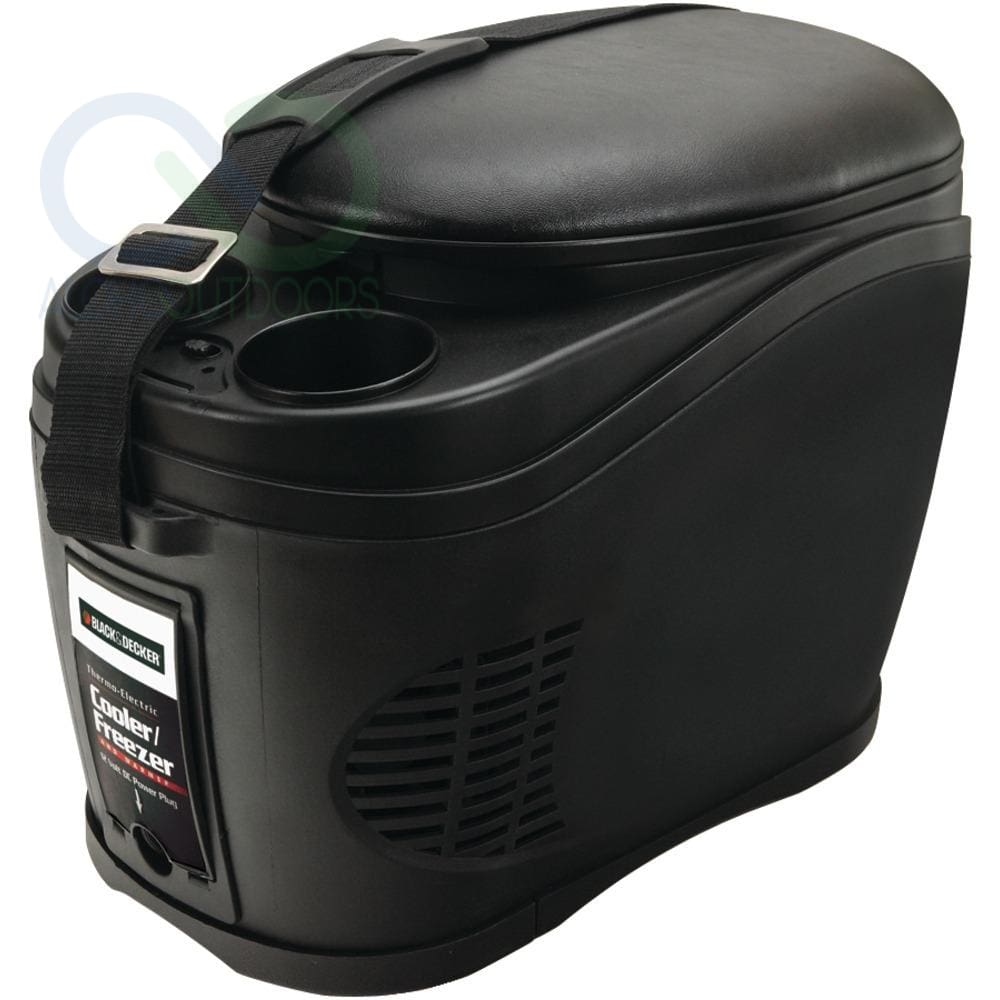Black & Decker 12-Can Travel Cooler And Warmer Bgltc212B