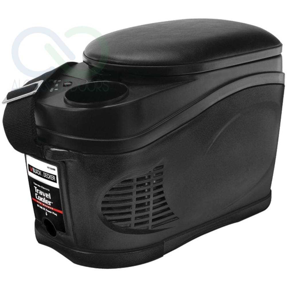 Black+Decker(Tm) Tc204B 8-Can Travel Cooler & Warmer