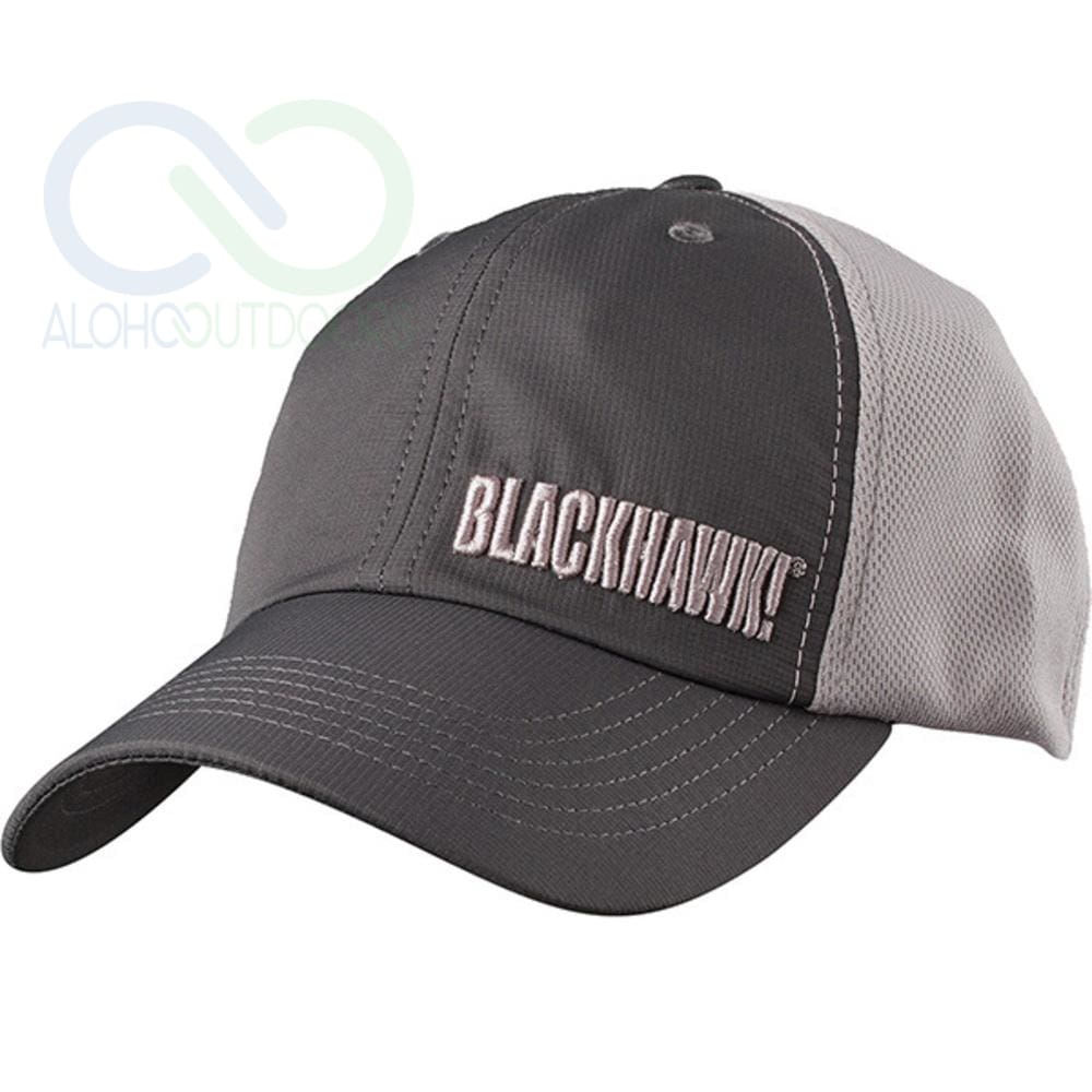 Blackhawk Performance Mesh Cap Slate/steel M/l