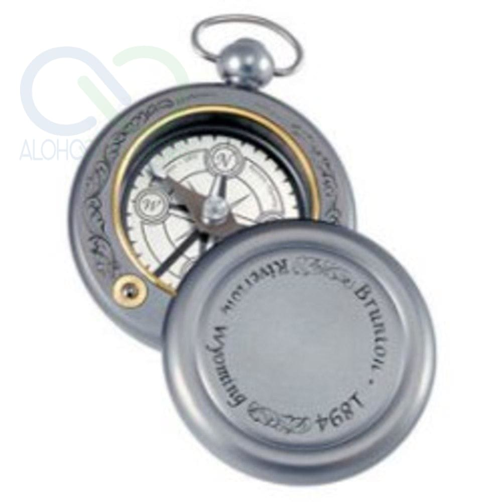 Brunton Gentlemans Pocket Compass