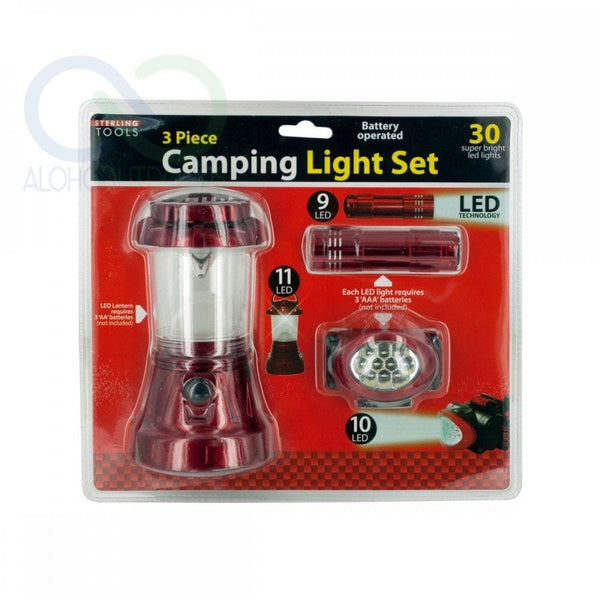 Camping Light Set Of965
