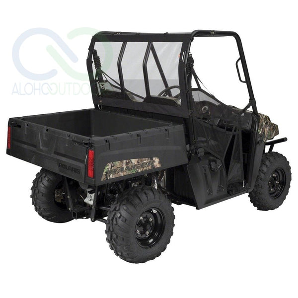 Classic Utv Rear Window - Polaris Ranger 400-570 And 800