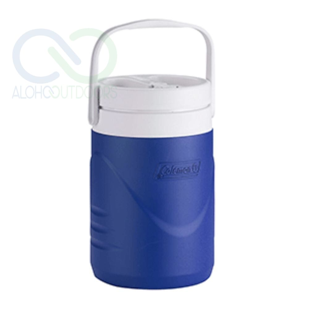 Coleman 1 Gallon Beverage Cooler - Blue