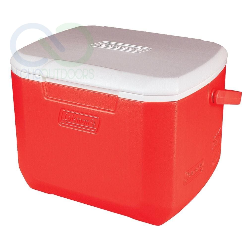 Coleman 16 Quart Excursion Personal Cooler Red 3000001989