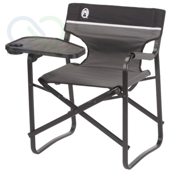 Coleman Chair Deck Aluminum W/swivel Table 2000020295