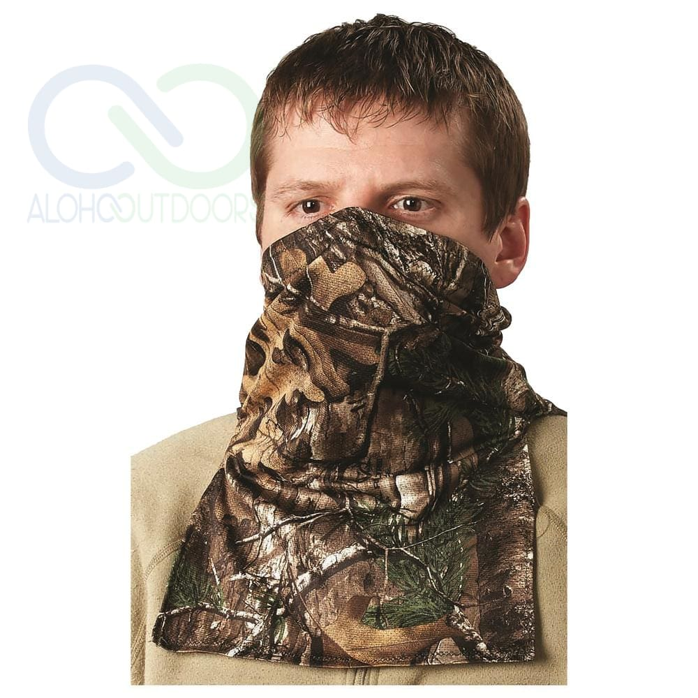 Hunters Specialties Gaiter Spandex Silver Realtree Xtra Grn