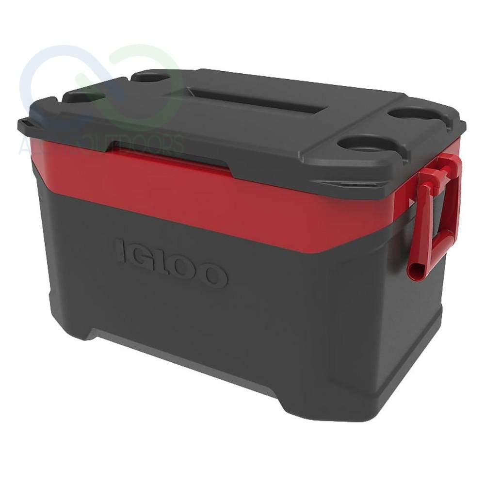Igloo Latitude 50 Gray/red
