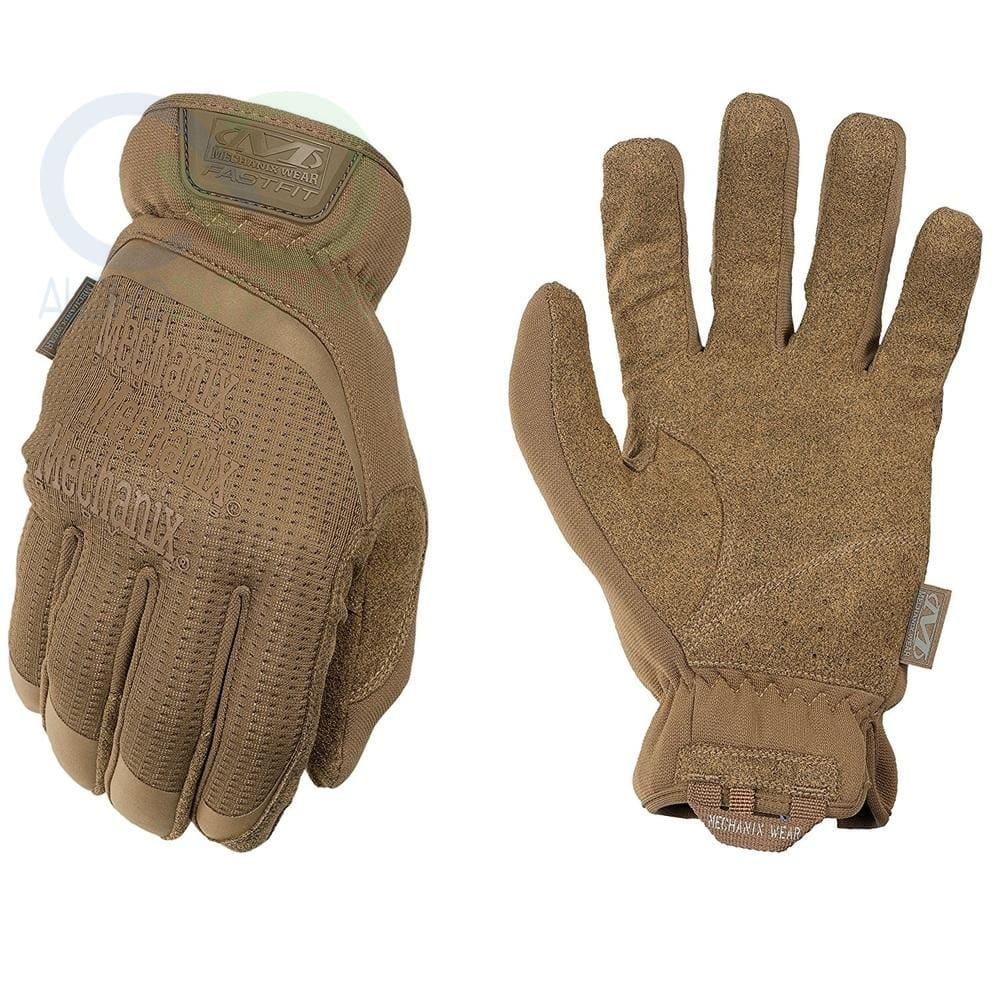 Mechanix Wear Fastfit Touch Screen Glove Coyote Large