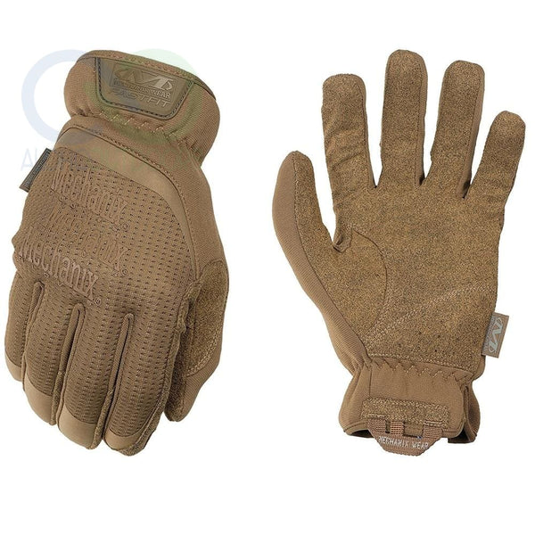 Mechanix Wear Fastfit Touch Screen Glove Coyote Medium