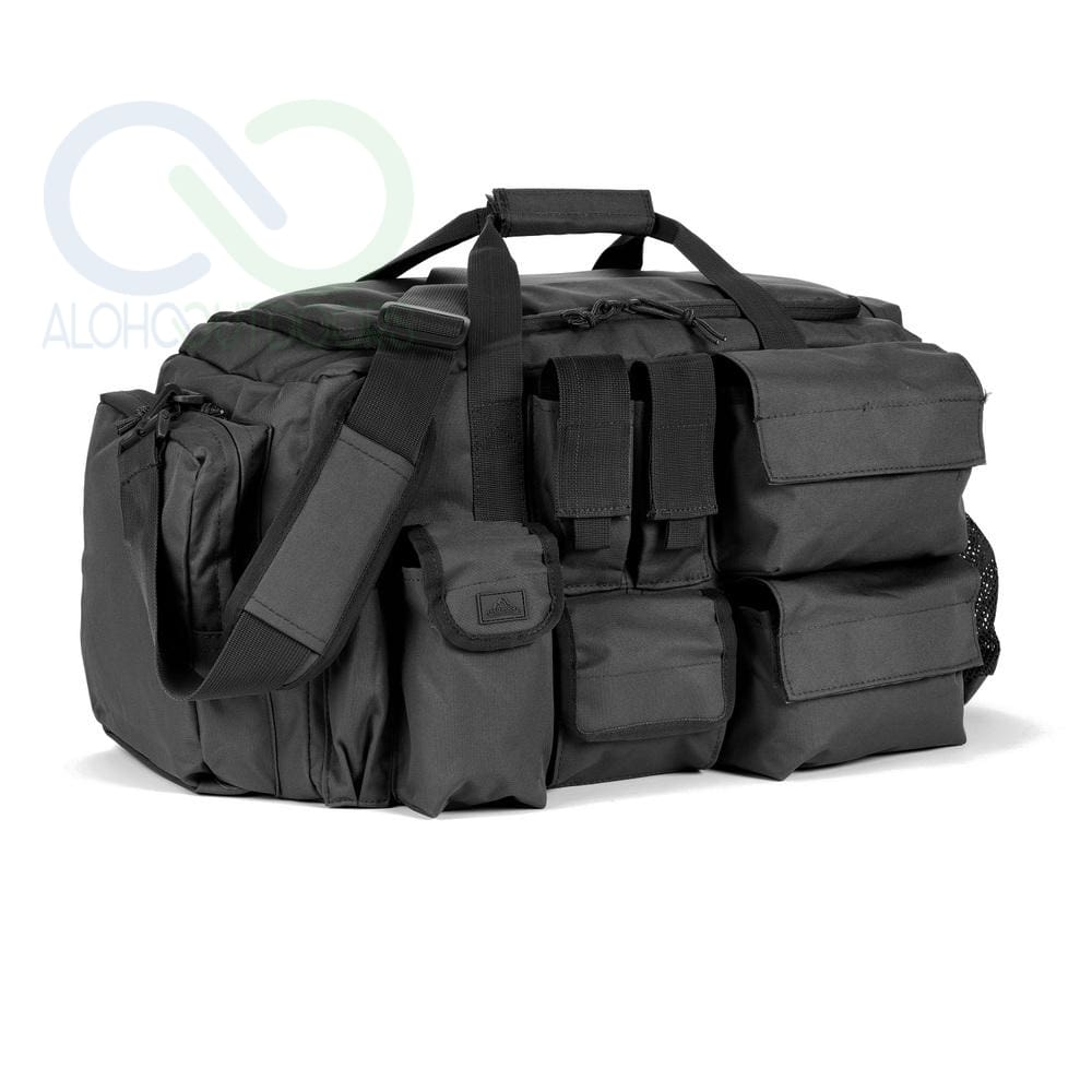 Red Rock Operations Duffle Bag - Black